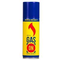"""Газ для заправки зажигалок """"Gas On"""" (200мл)"""
