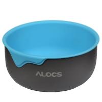 Термомиска Alocs TW-405 (0.4л), синяя