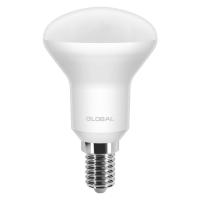 Лампа светодиодная Global R50 (5W, 3000K, 220V, E14)