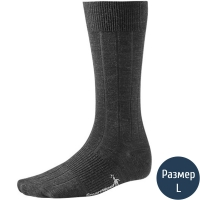 Носки мужские SMARTWOOL City Slicker, charcoal heather (р.L)