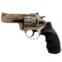"Револьвер под патрон флобера EKOL Eagle (3.0"", 4.0мм), хром"