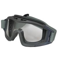 Очки тактические STR-62, оправа олива