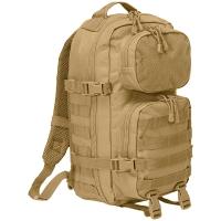 Рюкзак тактический Brandit US Cooper Patch (30л), camel