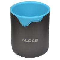 Термокружка Alocs TW-406 (0.3л), синяя