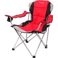 Кресло туристическое складное Ranger (97х48х44см), красное