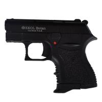 Пистолет сигнальный EKOL BOTAN (9.0мм), черный