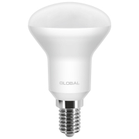 Лампа светодиодная Global R50 (5W, 4100K, 220V, E14)