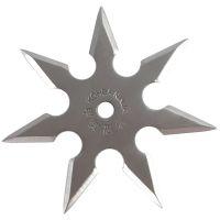 Сюрикен, метательная звездочка семиконечная