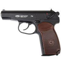 Пистолетпневматический Gletcher PM Макаров (4.5mm)