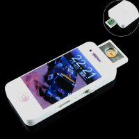 Электронная USB зажигалка GLBIRD в стиле iPhone