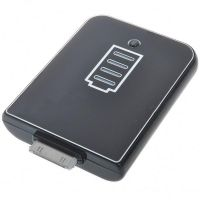 Внешнее зарядное устройство, солнечная батарея для iPad / iPod/ iTouch/ iPhone 3GS/4 (2400mAh)