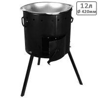 Печь под казан (420 мм)