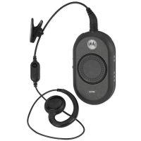Рация Motorola CLP446 (0.5W, PMR446, 446 MHz, до 5 км, 8 каналов, АКБ), черная