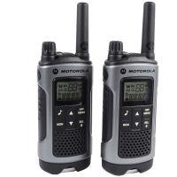 Рация Motorola TLKR T80 (0.5W, PMR446, 446 MHz, до 8 км, 8 каналов, 4xAAA), комплект 2шт