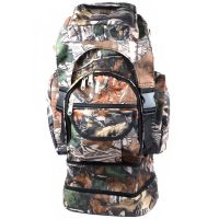 Рюкзак трансформер туристический (60л), камуфляж