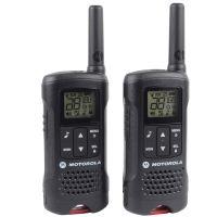 Рация TLKR Т60 (0.5W, PMR446, 446 MHz, до 8 км, 8 каналов, 4xAAA), комплект 2шт., черная