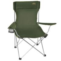 Кресло туристическое складное Pinguin Fisher Chair (53x46x51.5см), зеленое 619041