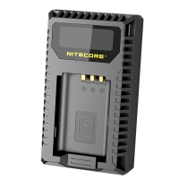 Nitecore charger USN2 for rechargeable batteries of Sony cameras