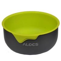 Термомиска Alocs TW-405 (0.4л), зеленая