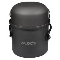 Набор для приготовления пищи Alocs CW-S06 (кастрюля 0.5л, крышка-миска 0.25л)