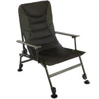 Кресло карповое складное Ranger с водонепроницаемым ПВХ покрытием (62х48х44.5см)