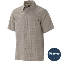 Рубашка мужская MARMOT Eldridge SS (р.L), moonstruck 62220.3088-L