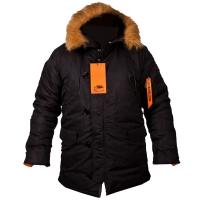 Куртка Chameleon Аляска N-3 (р.56-58), черная