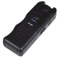 3 в 1 Отпугиватель собак ультразвуковой + фонарик + лазер ZF-851E (130dB, 9V Крона)