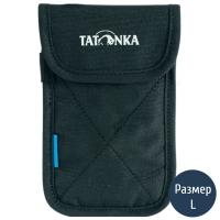 Чехол для смартфона с креплением на пояс Tatonka Smartphone Case (14,5х9,5х1см), черный 2972.040