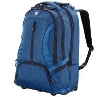 Рюкзак на колесах Victorinox VX Sport Wheeled Cadet (28л, 36x52x25см), синий 602715