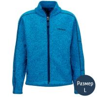 Кофта детская MARMOT Boy's Lassen Fleece (р.L), bahama blue 83400.3962-L