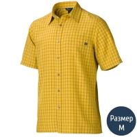 Рубашка мужская MARMOT Eldridge SS (р.M), mustard yellow 62220.9015-M