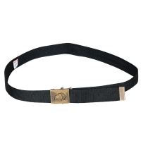 Ремень Tatonka Uni Belt (124х3.8см), черный 2869.040