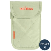 Чехол для смартфона с креплением на пояс Tatonka Smartphone Case (17х10х1см), белый 2974.180