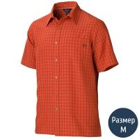 Рубашка мужская MARMOT Eldridge SS (р.M), rusted orange 62220.6198-M