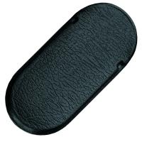 Чехол для ножей Victorinox (74мм, 1 слой) кож. зам., черный 4.0366
