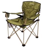 Кресло туристическое складное Ranger  SL012 (93х55х43см), олива