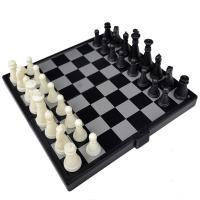 Шахматы магнитные (16.5х13.5х2.0см), пластик