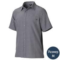 Рубашка мужская MARMOT Eldridge SS (р.M), cinder 62220.1415-M
