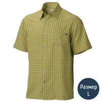 Рубашка мужская MARMOT Eldridge SS (р.L), cilantro 62220.4440-L
