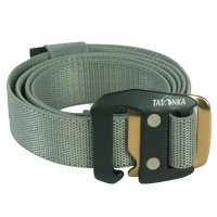Ремень Tatonka Stretch Belt (110х2,5см), серый 2865.048