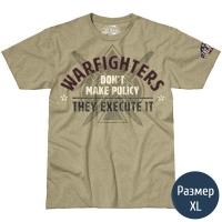Футболка 7.62 Heather Warfighters (р.XL), хаки