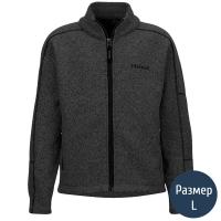 Кофта детская MARMOT Boy's Lassen Fleece (р.L), slate grey 83400.1440-L
