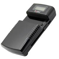 Зарядное устройствоe универсальное Soshine SC-M20 с LCD дисплеем (для фотоаппаратов, видеокамер)