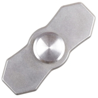 Спиннер стальной (65х25мм), серый