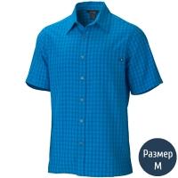 Рубашка мужская MARMOT Eldridge SS (р.M), true blue 62220.3963-M