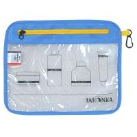 Чехол дорожный для косметических принадлежностей Tatonka Zip Flight Bag (22x17,5см), прозрачный 3135