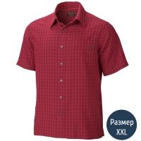 Рубашка мужская MARMOT Eldridge SS (р.XXL), brick 62220.066-XXL