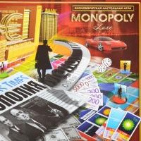 Игра настольная Монополия(38х29х5см, 2-4 человека)