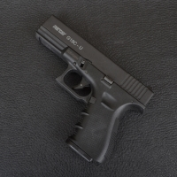 Пистолет сигнальный, стартовый Retay G19C-U, Glock 19 (9.0мм), черный